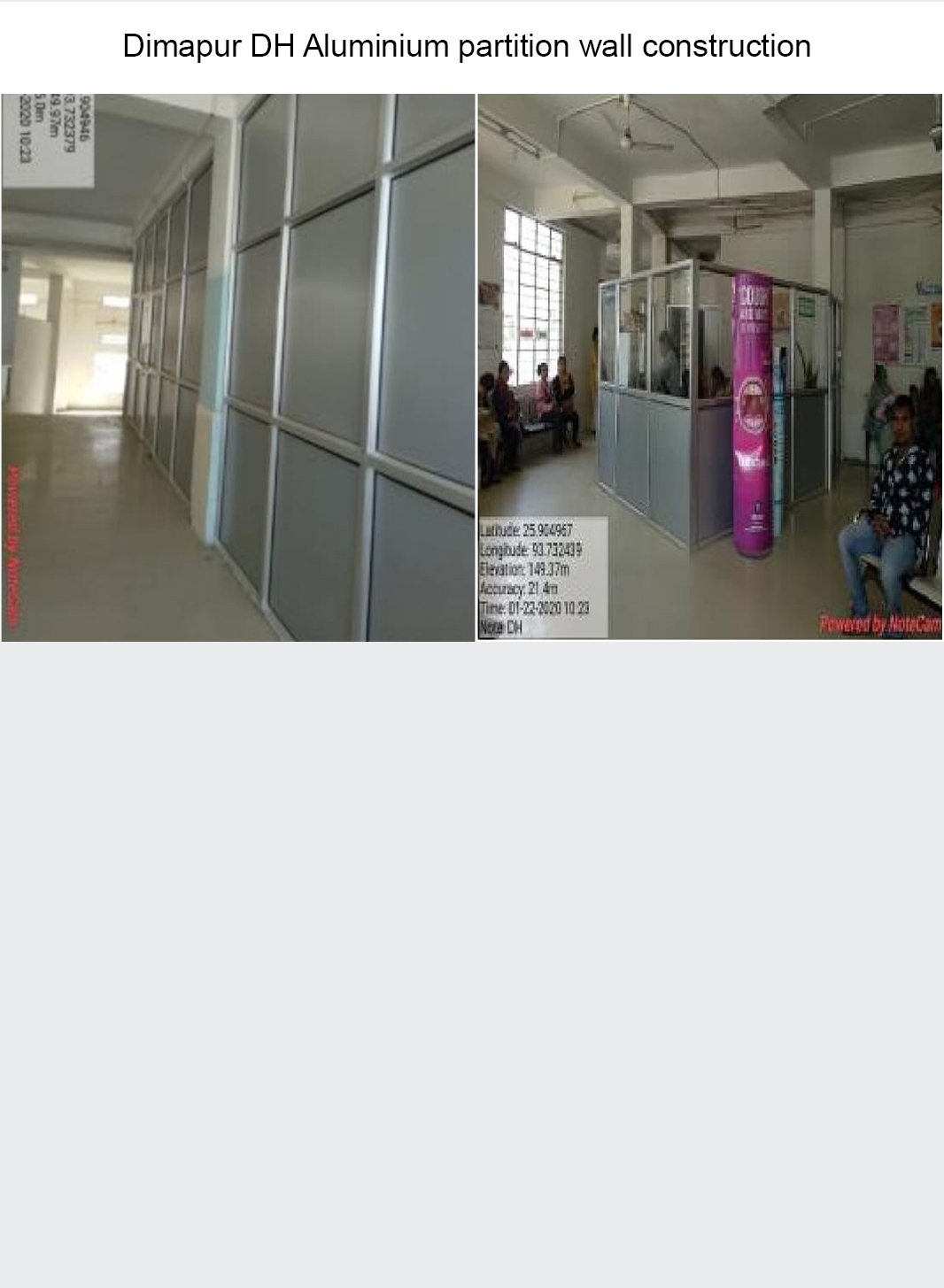 Dimapur-DH-Aluminium-partition-wall-construction