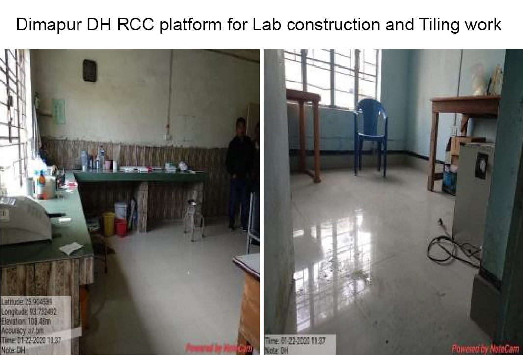 Dimapur-DH-RCC-platform-for-Lab-construction-and-Tiling-work