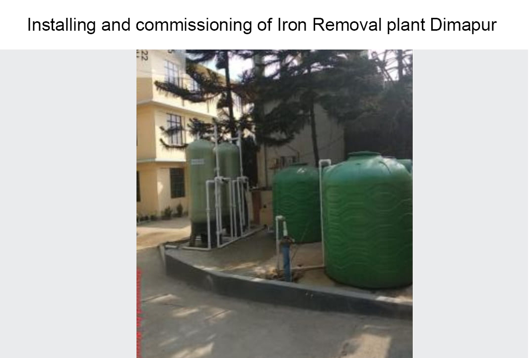 Installing-and-commissioning-of-Iron-Removal-plant-Dimapur