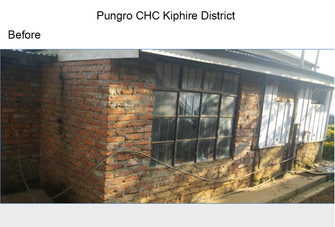 Pungro-CHC-Kiphire-District-before2