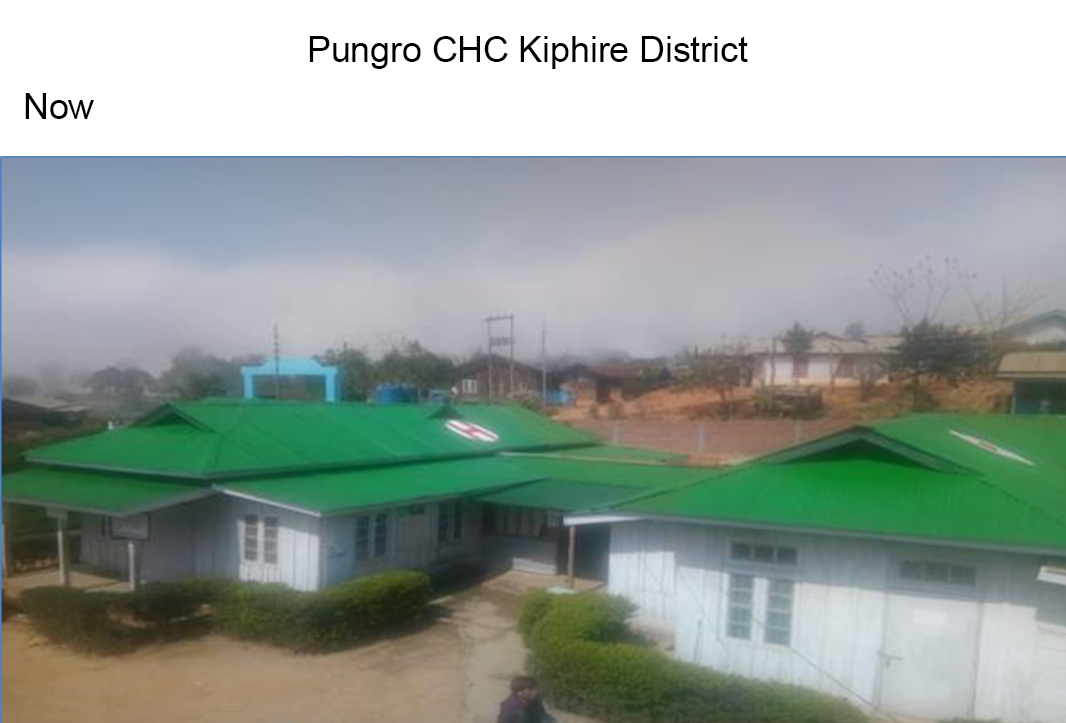 Pungro-CHC-Kiphire-District-now