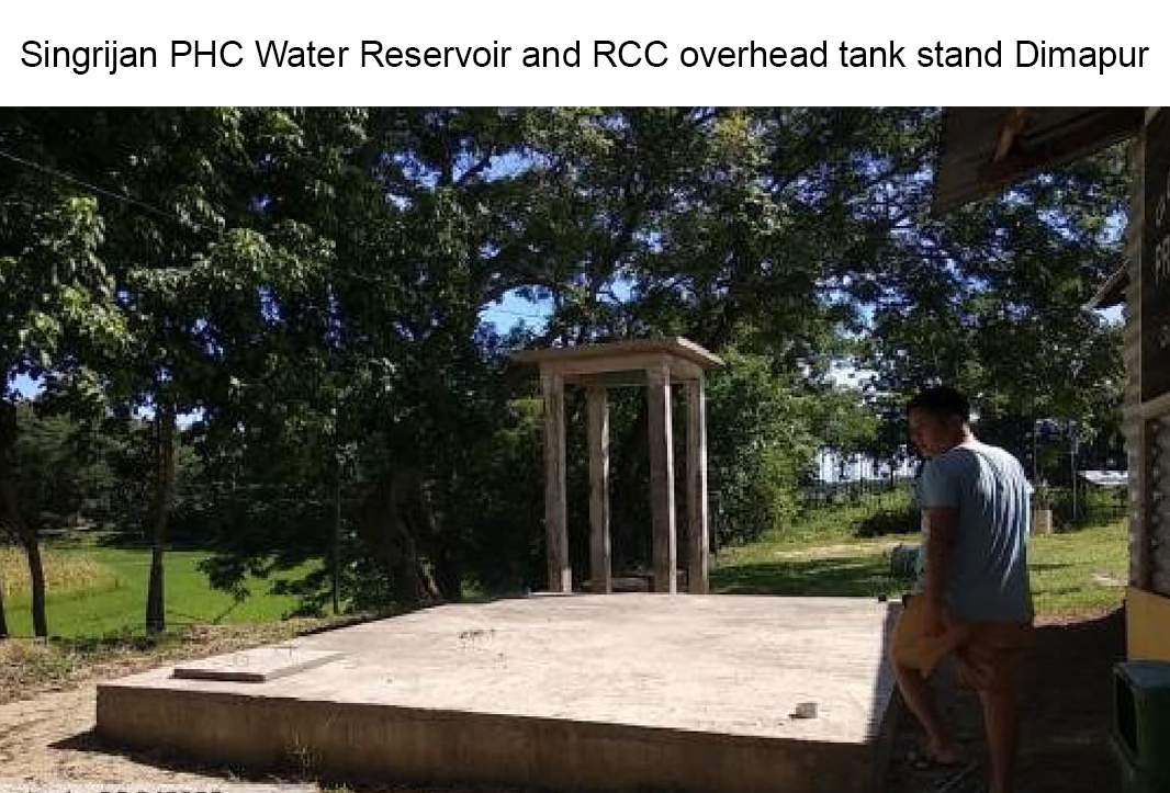 Singrijan-PHC-Water-Reservoir-and-RCC-overhead-tank-stand-Dimapur