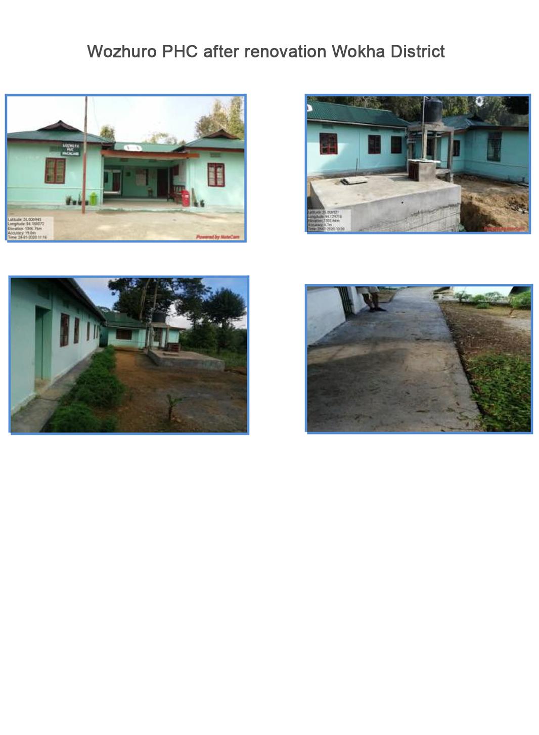 Wozhuro-PHC-after-renovation-Wokha-District