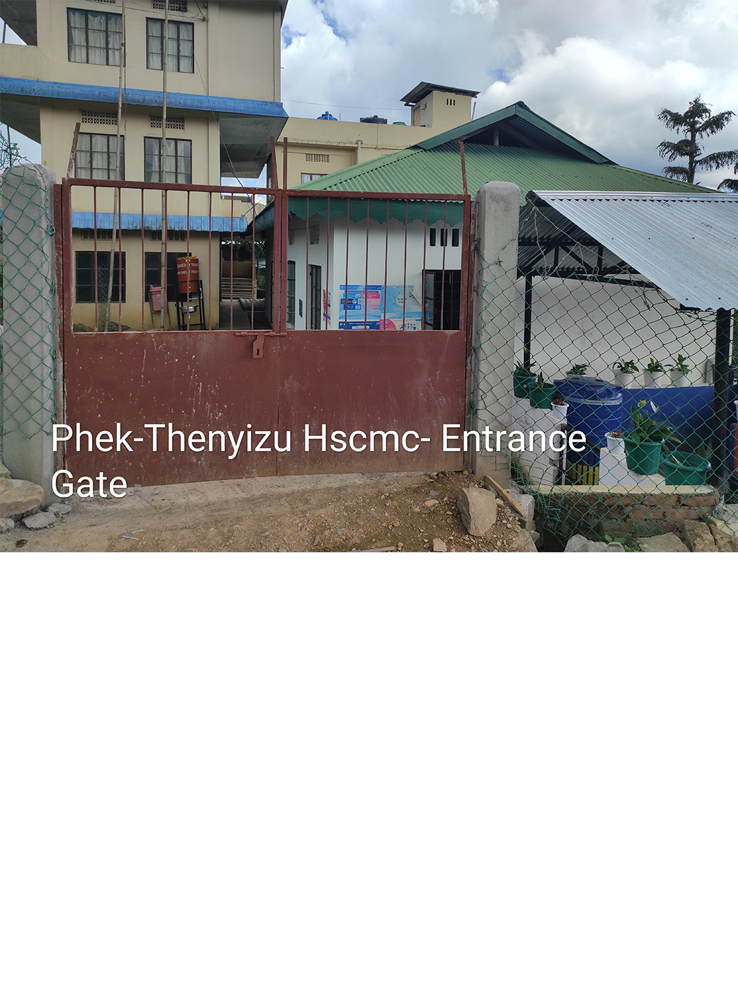 Phek-Thenyizu-Hscmc-Entrance